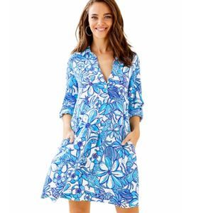 LILLY PULITZER Lillith Tunic Dress XS